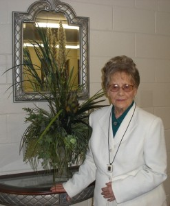 Sis. Amelia Hall, President Emeritus