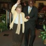 Sis. Hall and Bishop Albert Hepburn, The Bahamas