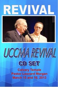 UCCMA REvival insert Cover